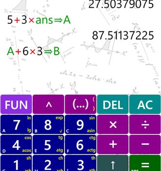 Calculator+ Ekran Görüntüleri - 3