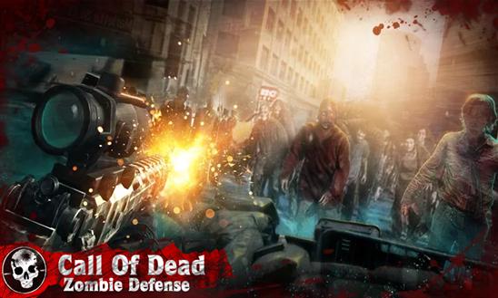 Call Of Dead : Zombie Defense Ekran Görüntüleri - 5