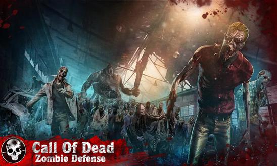Call Of Dead : Zombie Defense Ekran Görüntüleri - 4