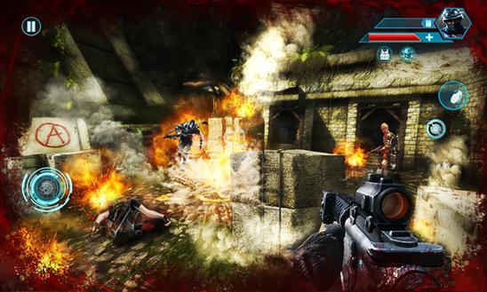 Call Of Dead : Zombie Defense Ekran Görüntüleri - 1