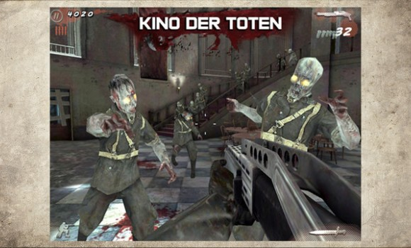 Call of Duty Black Ops Zombies Ekran Görüntüleri - 4