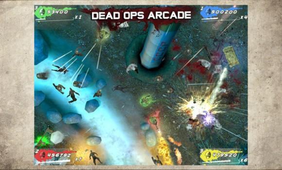 Call of Duty Black Ops Zombies Ekran Görüntüleri - 2
