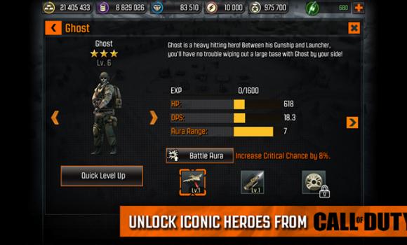Call of Duty: Heroes Ekran Görüntüleri - 4