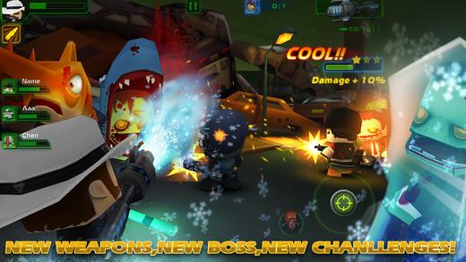 Call of Mini: Zombies 2 Ekran Görüntüleri - 4