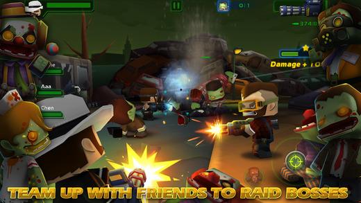 Call of Mini: Zombies 2 Ekran Görüntüleri - 2