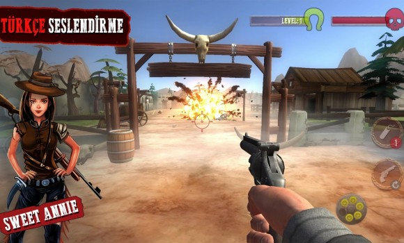 Call of Outlaws Ekran Görüntüleri - 1