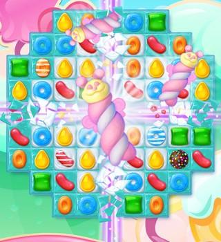 Candy Crush Jelly Saga Ekran Görüntüleri - 3