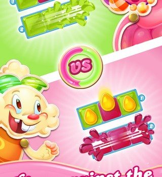 Candy Crush Jelly Saga Ekran Görüntüleri - 4