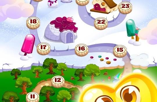 Candy Valley Ekran Görüntüleri - 1