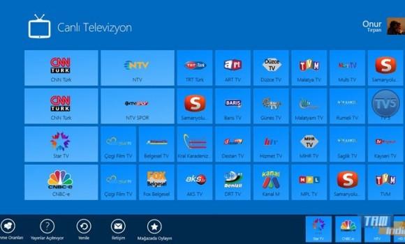Canlı Televizyon Ekran Görüntüleri - 3