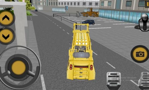 Car Lifter Simulatorator Ekran Görüntüleri - 5