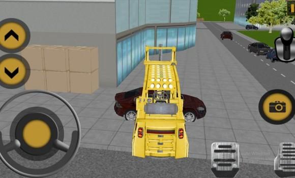 Car Lifter Simulatorator Ekran Görüntüleri - 4