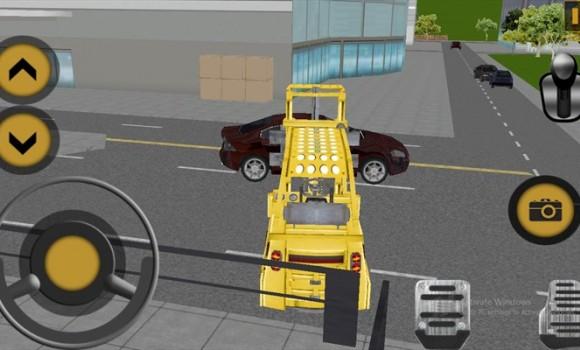 Car Lifter Simulatorator Ekran Görüntüleri - 2
