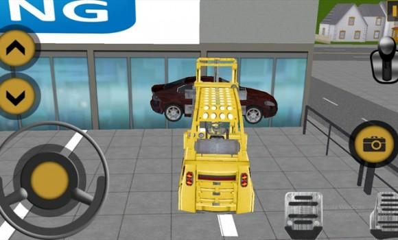 Car Lifter Simulatorator Ekran Görüntüleri - 1
