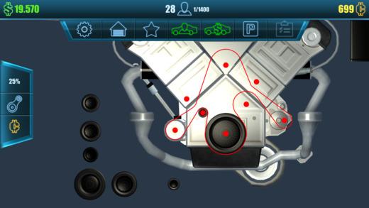 Car Mechanic Simulator Pro Ekran Görüntüleri - 1
