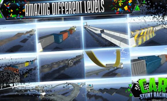 Car Stunt Racing Ekran Görüntüleri - 2