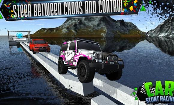 Car Stunt Racing Ekran Görüntüleri - 1