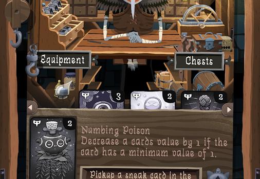 Card Thief Ekran Görüntüleri - 1
