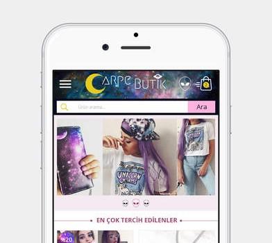CarpeButik Ekran Görüntüleri - 4