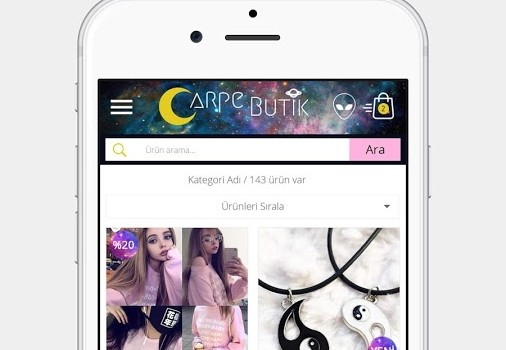 CarpeButik Ekran Görüntüleri - 3