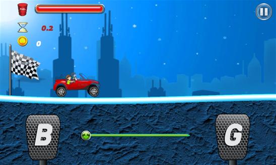 Cars Hill Climb Race Ekran Görüntüleri - 2