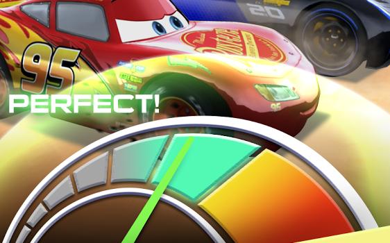 Cars: Lightning League Ekran Görüntüleri - 3
