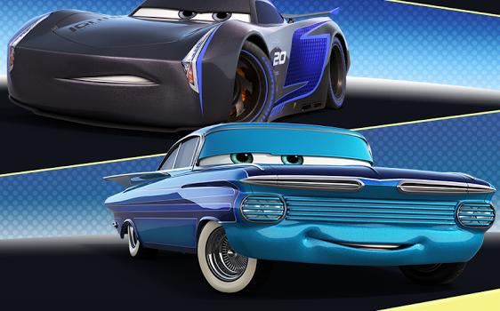 Cars: Lightning League Ekran Görüntüleri - 5