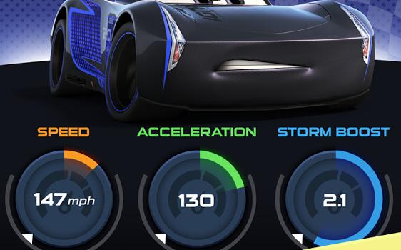 Cars: Lightning League Ekran Görüntüleri - 2