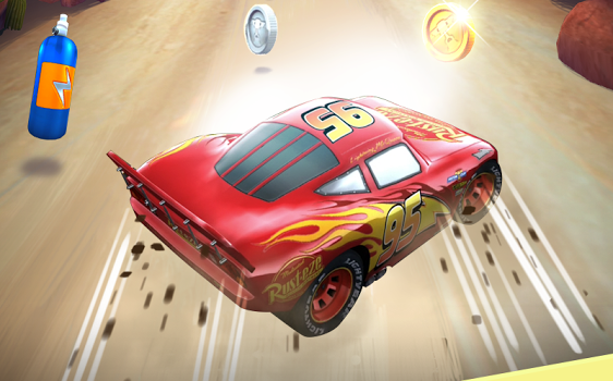 Cars: Lightning League Ekran Görüntüleri - 1