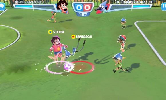 Cartoon Network Superstar Soccer Ekran Görüntüleri - 4