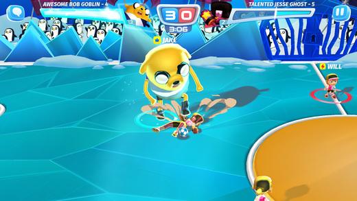 Cartoon Network Superstar Soccer Ekran Görüntüleri - 3