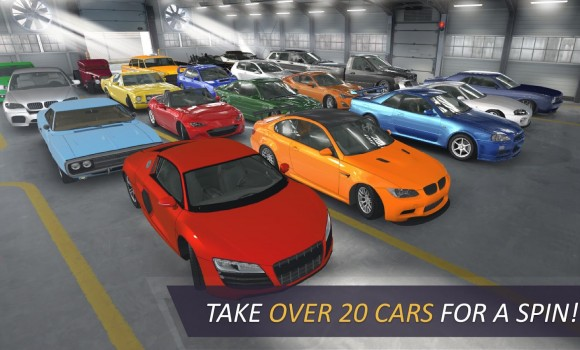 CarX Highway Racing Ekran Görüntüleri - 2