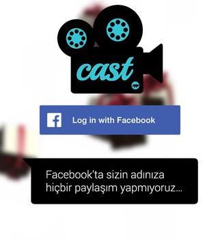 CastApp Ekran Görüntüleri - 1