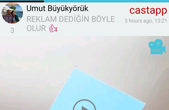 CastApp Ekran Görüntüleri - 2