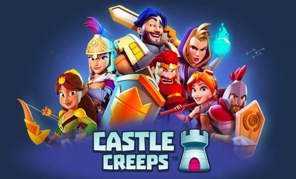Castle Creeps TD Ekran Görüntüleri - 1