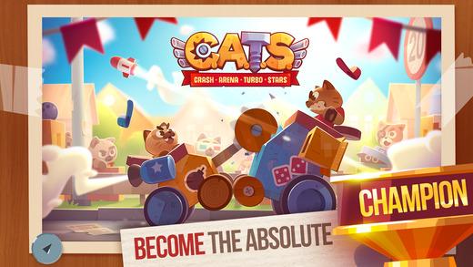 CATS: Crash Arena Turbo Stars Ekran Görüntüleri - 1