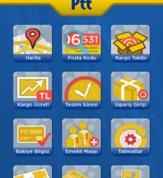 Cep PTT Ekran Görüntüleri - 2