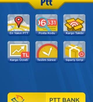 Cep PTT Ekran Görüntüleri - 1