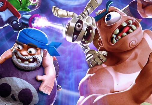 Chaos Battle League Ekran Görüntüleri - 1