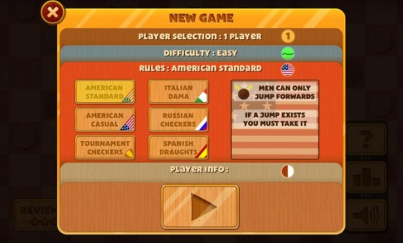 Checkers Deluxe Ekran Görüntüleri - 4