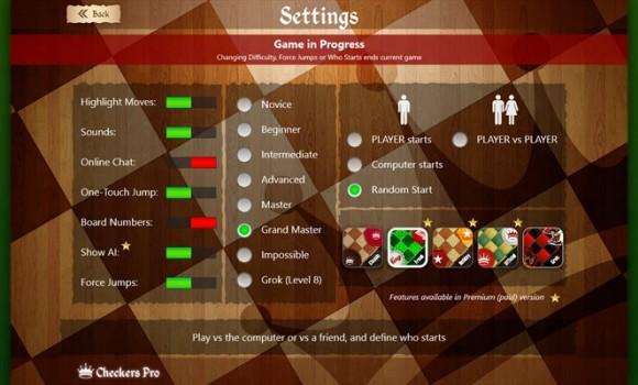 Checkers Pro Ekran Görüntüleri - 3