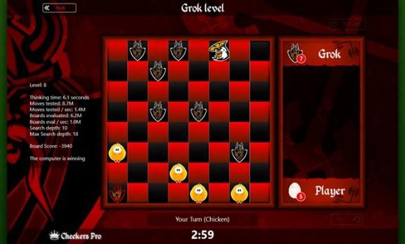Checkers Pro Ekran Görüntüleri - 1