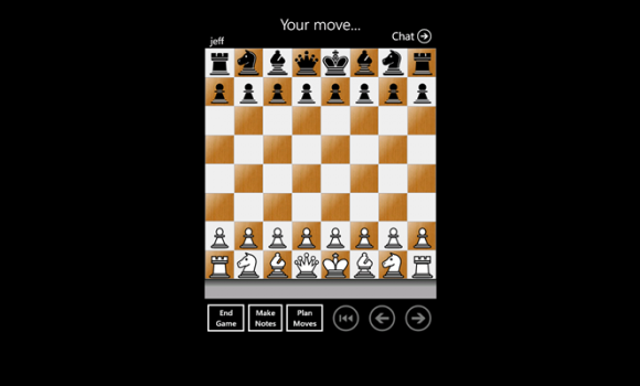 Chess By Post Free Ekran Görüntüleri - 5