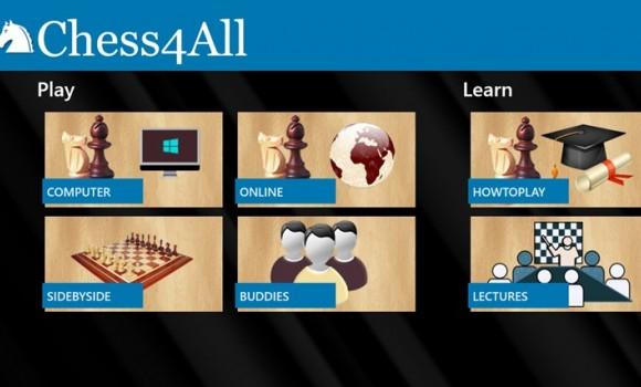Chess4All Ekran Görüntüleri - 5