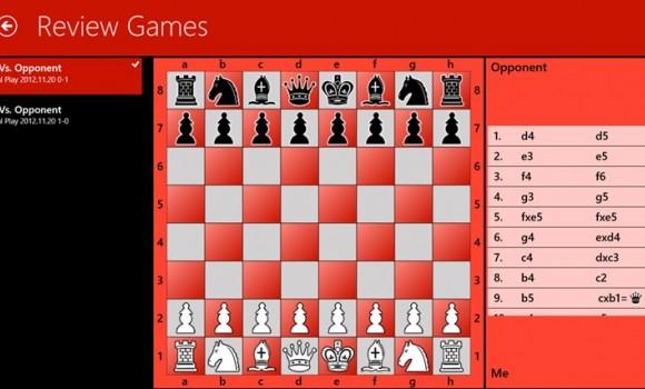 Chess4All Ekran Görüntüleri - 1