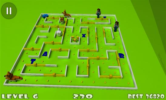 Chicken Maze Ekran Görüntüleri - 3
