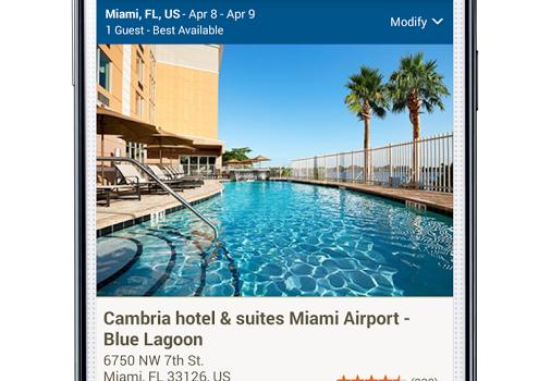 Choice Hotels Ekran Görüntüleri - 3