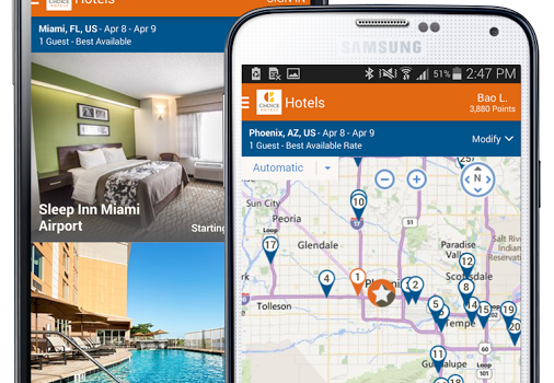 Choice Hotels Ekran Görüntüleri - 1