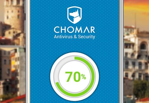 CHOMAR Antivirüs Ekran Görüntüleri - 2