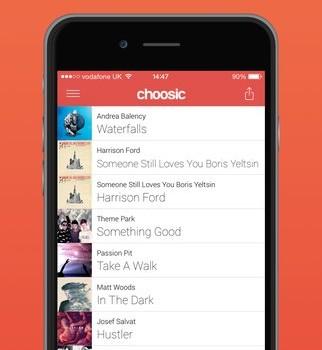Choosic Ekran Görüntüleri - 1